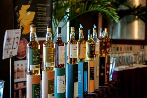 Indy's Whisky & Fine Spirits Expo