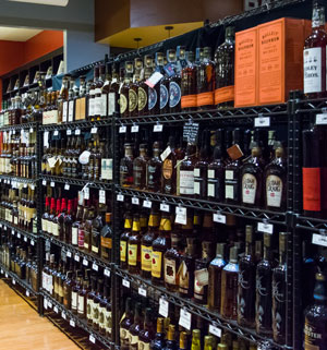 Vine & Table Whisky, Bourbon, Gin Vodka and more