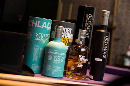 Bruichladdich Single Malt Scotch Vine & Table