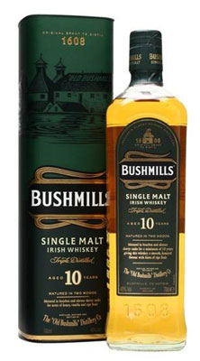 Bushmill's 10 Year Old